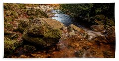 Wicklow Stream Beach Towel