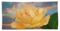 Yellow Rose Of Texas Beach Sheet