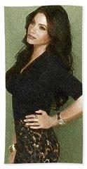 Celebrity Sofia Vergara  Beach Sheet by Best Actors