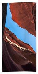 Lower Antelope Canyon Navajo Tribal Park #11 Beach Towel