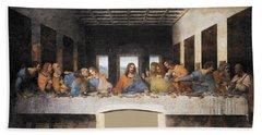 The Last Supper Beach Sheet