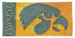 10720  Iowa Hawkeye Beach Sheet