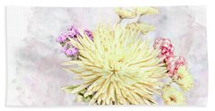 10865 Spring Bouquet Beach Towel