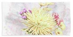 10865 Spring Bouquet Beach Sheet