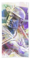 10929 George Brett Beach Sheet