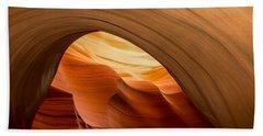 Lower Antelope Canyon Navajo Tribal Park #12 Beach Towel