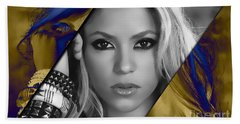 Shakira Collection Beach Towel