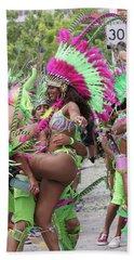 Toronto Caribbean Festival Beach Towel