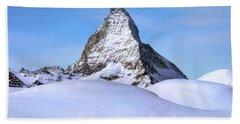 Zermatt - Switzerland Beach Towel