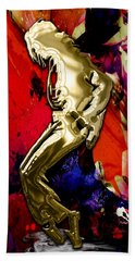 Michael Jackson Collection Beach Towel