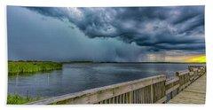 Storm Watch Beach Sheet