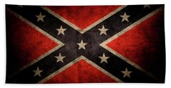 Confederate Flag 7 Beach Sheet