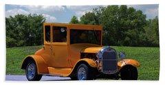 1926 Ford Hot Top T Hot Rod Beach Sheet
