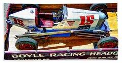1927 Miller 91 Rear Drive Racing Car Beach Sheet