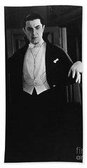 1931 Dracula Bela Lugosi Beach Sheet