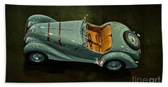 1936 Bmw 328 Roadster Beach Towel
