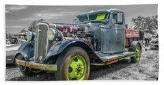 1936 Chevrolet Beach Sheet