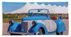 1939 Bantam Roadster Beach Towel