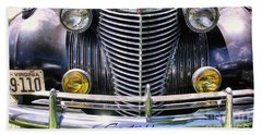 1940s Caddie Full Frontal Oh La La Beach Sheet