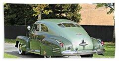 1941 Cadillac Coupe Beach Sheet
