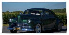1941 Ford George Barris Custom Beach Towel