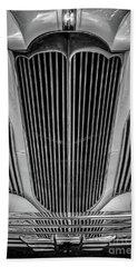 1941 Packard Convertible Beach Towel