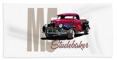 1947 M5 Studebaker Pickup Beach Sheet