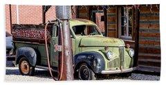 1947 Studebaker M-5 Pickup Truck Beach Towel