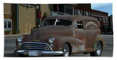 1948 Oldsmobile Sedan Delivery Beach Sheet
