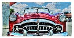 1952 Packard 250 Convertible Beach Sheet