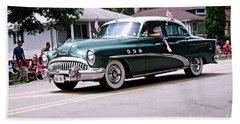 1953 Buick Special Beach Towel
