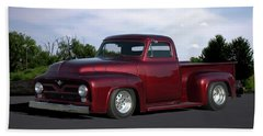 1955 Ford Pickup Beach Sheet