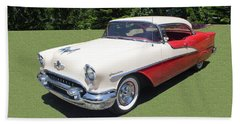 1955 Oldsmobile Super 88 Holiday Beach Sheet