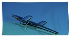 1956 Chevy Belair Hood Ornament Beach Sheet