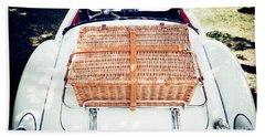 1956 Mga Roadster Beach Towel