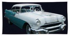 1956 Pontiac Star Chief Digital Oil Beach Sheet