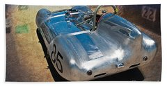 1957 Lotus Eleven Le Mans Beach Sheet