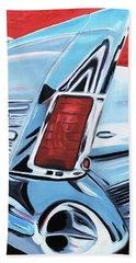 1958 Buick Super Beach Sheet