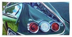 1958 Reflections Beach Towel