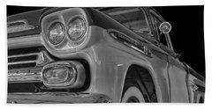 1959 Chevrolet Apache - Bw Beach Sheet