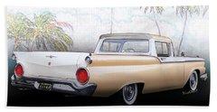 1959 Ford Ranchero 1st Generation Beach Sheet
