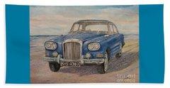 1963 Bentley Continental S3 Coupe Beach Sheet