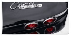 Beach Towel featuring the photograph 1964 Chevrolet Corvette Sting Ray  by Gordon Dean II