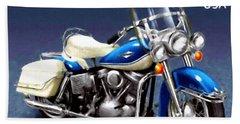 1965 Harley-davidson Electra-glide Beach Sheet