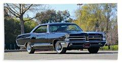 1965 Pontiac 2 Plus 2 Beach Towel