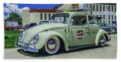 1965 Volkswagen Bug Beach Towel