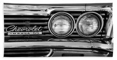 1966 Chevrolet Impala S S Beach Towel
