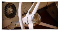 1966 Ford F100 Interior Beach Sheet