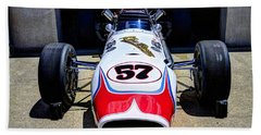 1966 Gearhardt Rear Engine V8 Beach Sheet