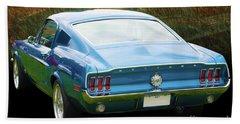 1967 Mustang Beach Sheet